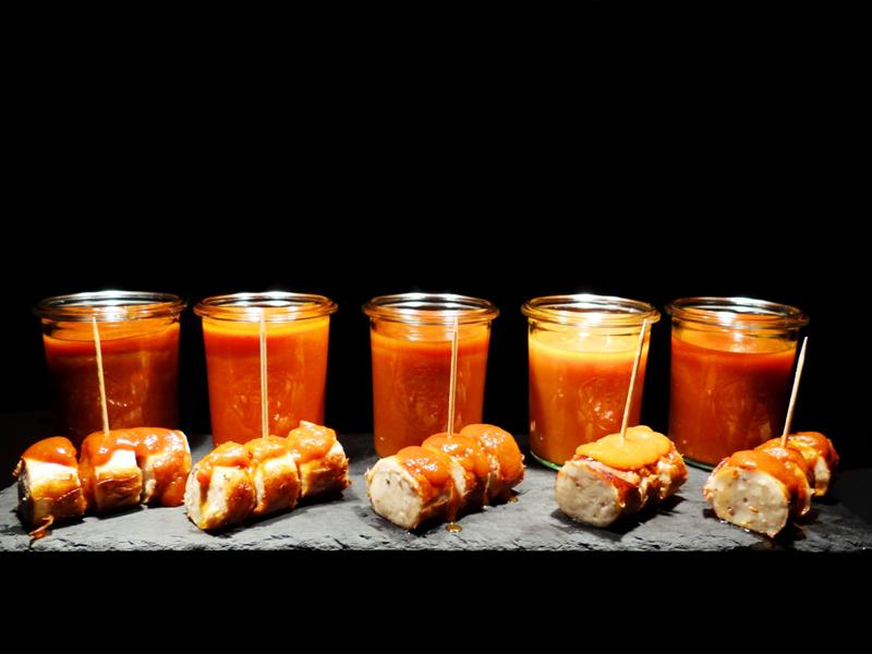 Currywurst Sauce (2)