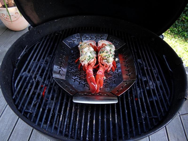 Gefüllter Hummer - Stuffed Lobster (7)