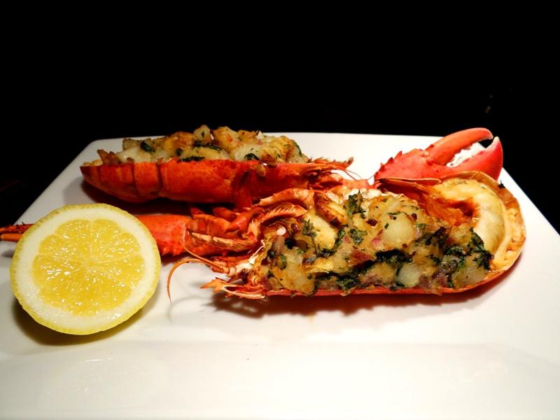 Gefüllter Hummer - Stuffed Lobster (8)