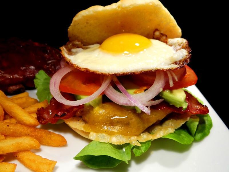 Mad Love Burger 1