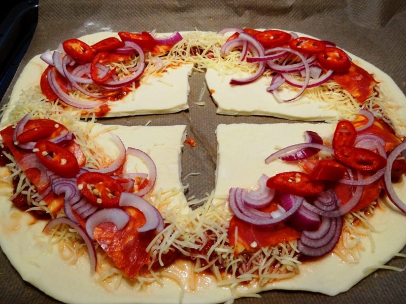 Pizzaring Partypizza (2)